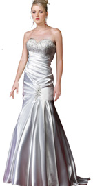 Asymmetrical Wedding Gowns Available Online With Different Color