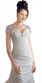 Gorgeous Sweetheart Neckline Bridal Gown