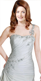 One Shoulder Bridal Gown | Bridal Gowns Collection 2010