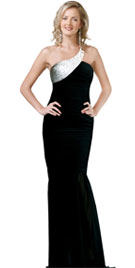 Fish Cut Valentines Day Gown | Valentines Day Gowns