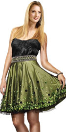 Stupefying Short Valentines Day Dress | Valentines Day Gowns