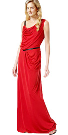 Valentines Day Gown | Red Valentines Day Gowns Collection