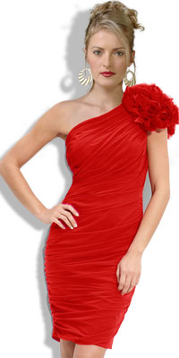 Hot Sexy Floor Touching Evening Gown