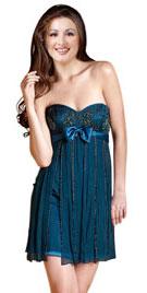 Embroidered Christmas Dress | Christmas Shopping