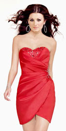 Short Christmas Dress | Girls Christmas Dresses