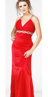 Off Shoulder Ball Gown