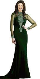 Embroidered Easter Gown | Buy Online Easter Dresses