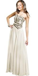 Buy Online Easter Dresses for Girls   Beaded Easter Gown