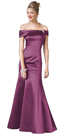 Magical Off Shoulder Evening Gown
