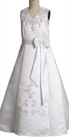 Fashion Forward Flower Girl Dress