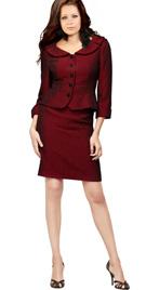 Ladies Office Wear | Womens Office Skirt Suit