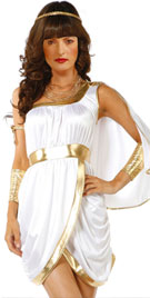 Egyptian Style Halloween Dress