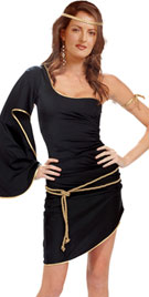 One Piece Black Halloween Outfit