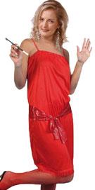 Retro Flapper Halloween Costume