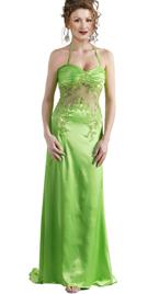 Stunning Halter Chic Gown