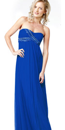 Floor Length Evening Gown | Evening Dresses