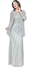 Unconventional Mother Of Bride Gown | Wedding Dresses 2010
