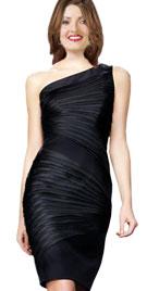 Graceful One shoulder Dress