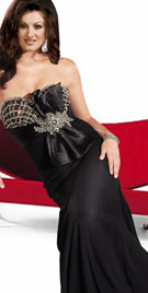 Strapless Prom Gown | Prom Dresses 2012