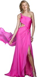 Darling Delite Cut Out Prom Dress