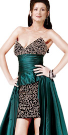 Gorgeous Strapless Red Carpet Dress | Red Carpet