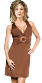 Deep V Neckline Dress | Sex And The City Dresses