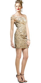 Sumptuously Sequined Summer Dress | Sun Dresses