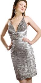 V-neckline-Summer-Dress