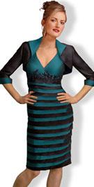 Sexy Bolero Winter Dress